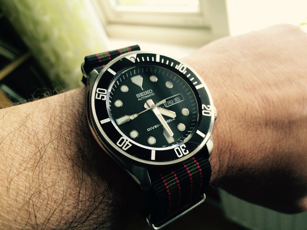 Show off your SKX007/009s! - Page 381