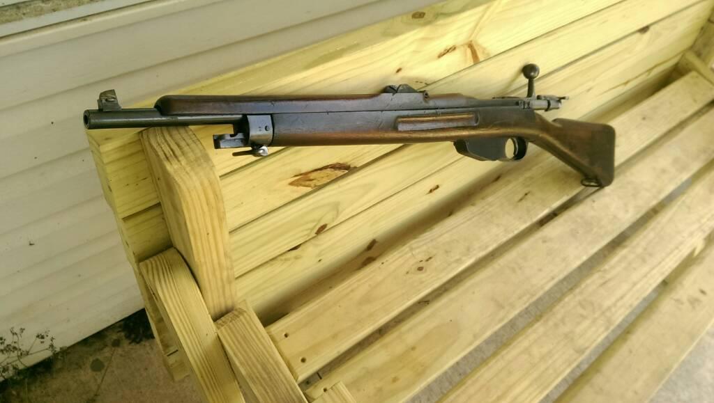 SOLD   WTS Dutch mannlicher m1895 Old Model no 3