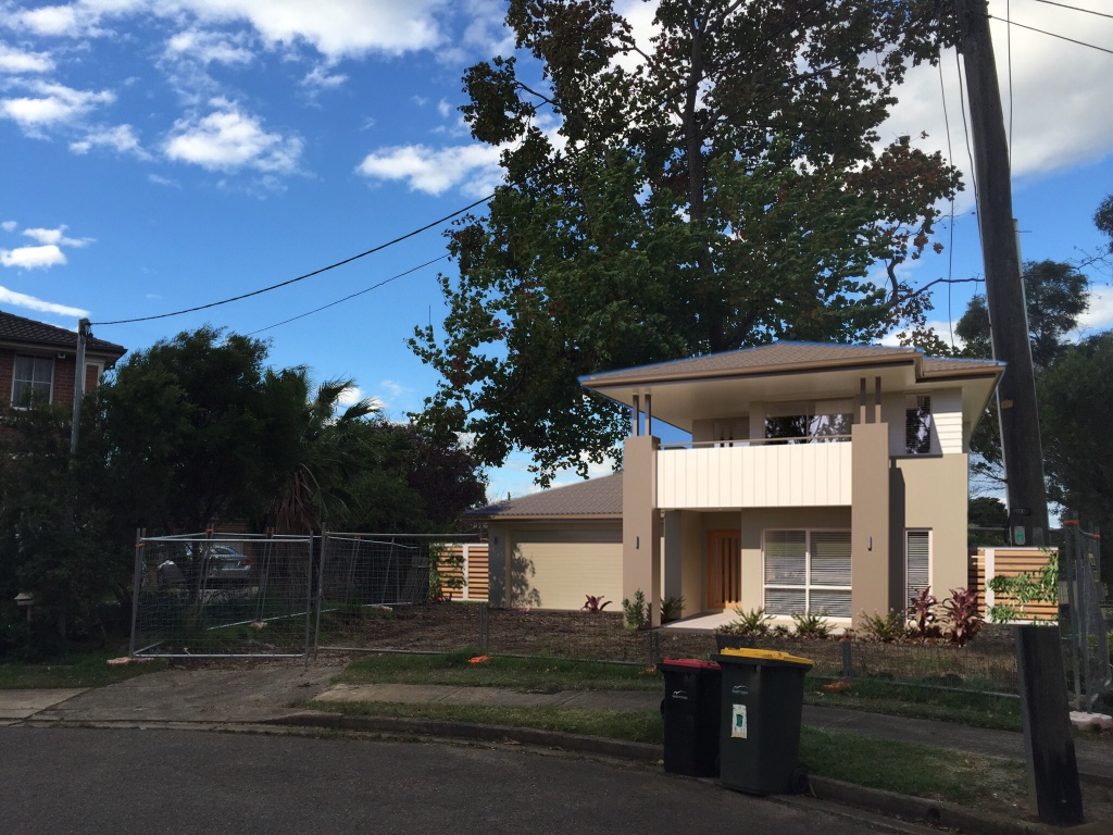 Building with Adenbrook Homes {sydney}