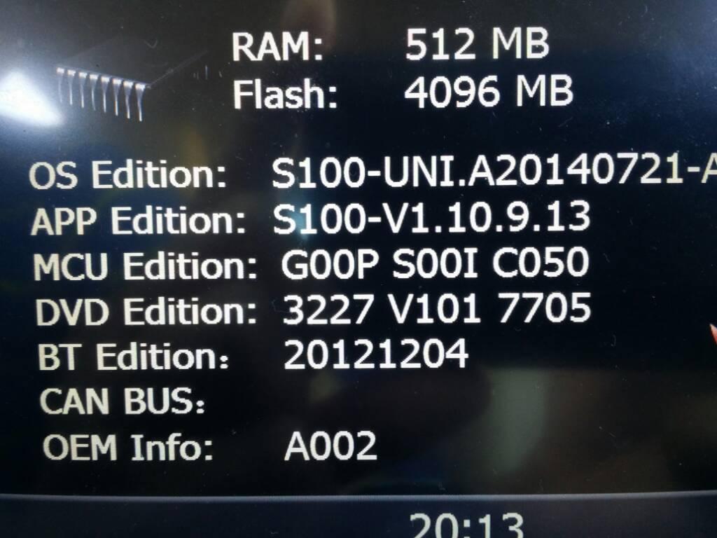 S100 firmware Update DIY [Archive] - Audizine Forums