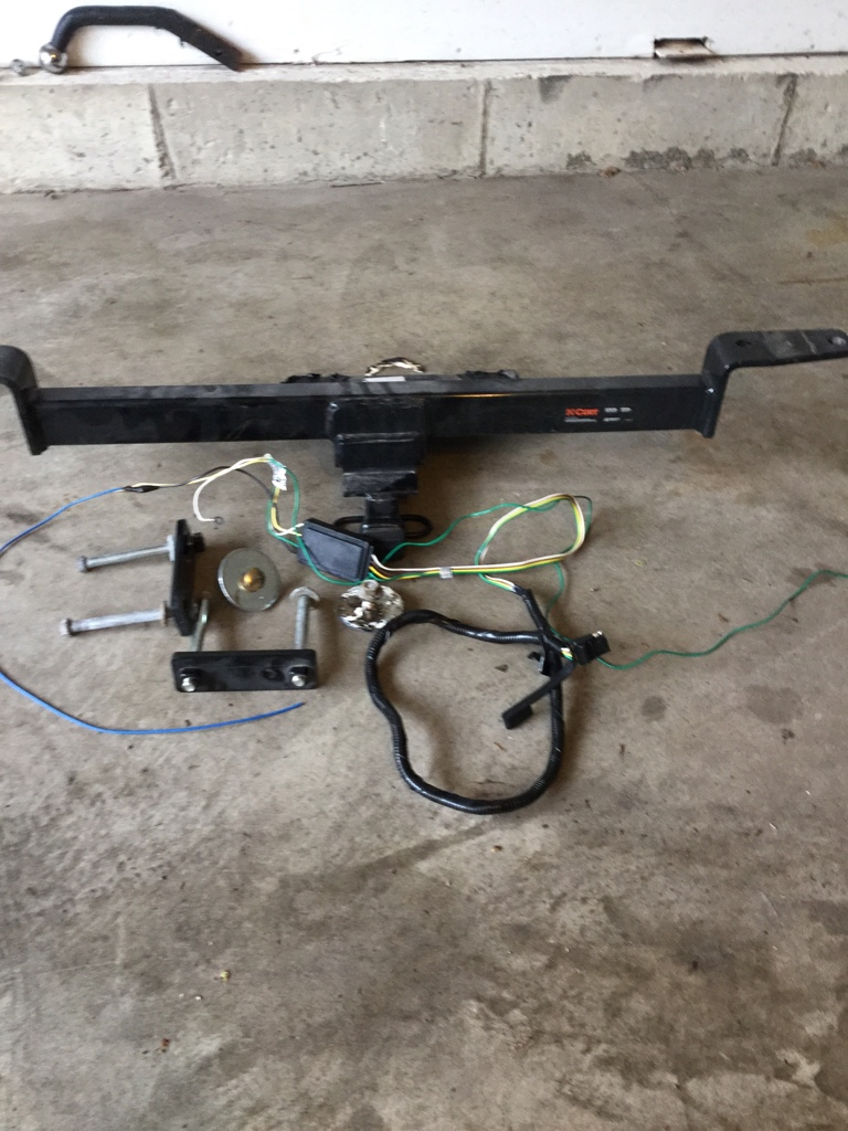2012 2015 passat tdi trailer hitch wiring harness tdiclub sent from my ipad using tapatalk