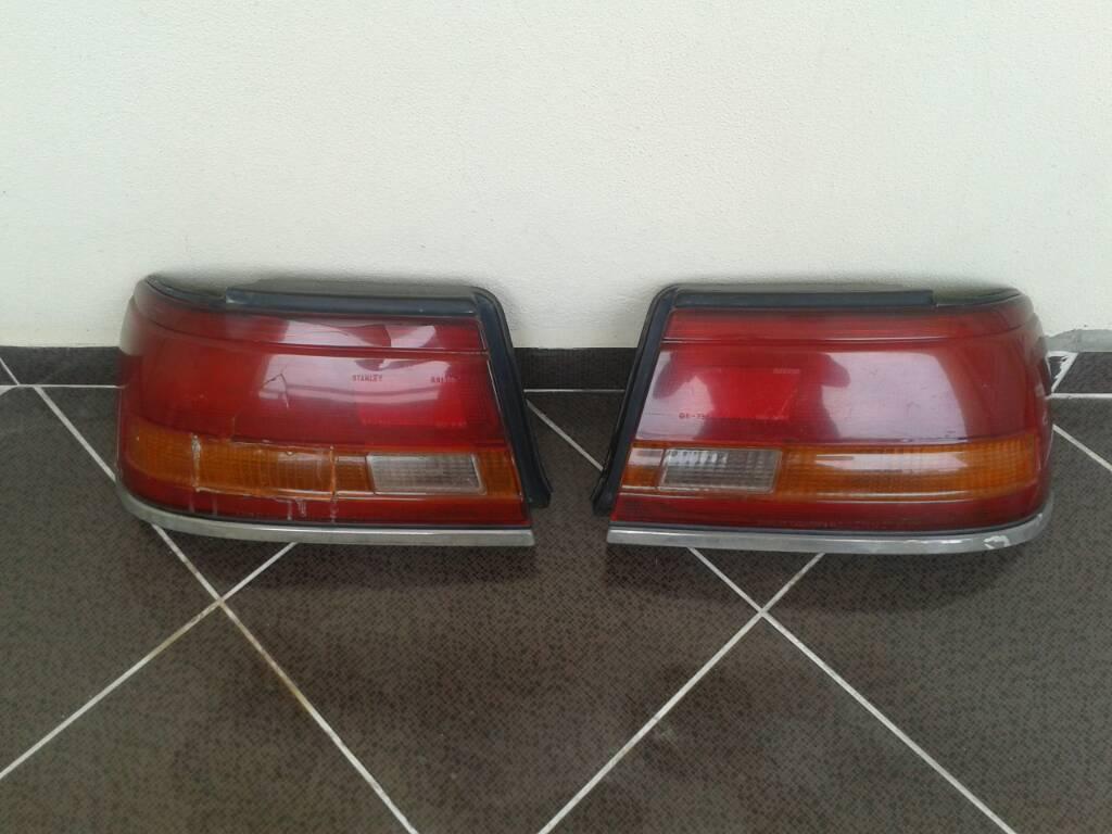 satılık mazda 626 90-91 hatchback stop lambasi takimi - satılık
