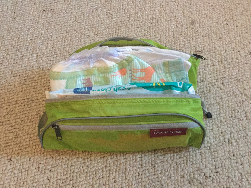 1eb27d9b8ab8 Eagle Creek Travel Gear Pack It Specter Quick Trip Toiletry Bag ...