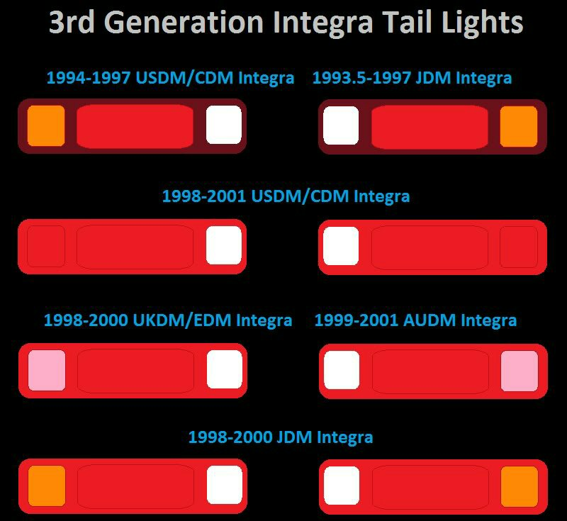 I Included A Pic Showing The Differences In Tail Lights For Dcs To Show Guys That Aren T Fully Informed On Small Between