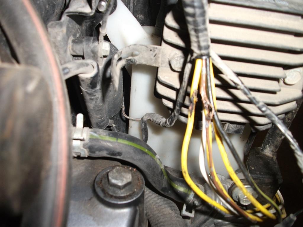 2010 KLR 650 blown 20 amp fuse | Adventure Rider