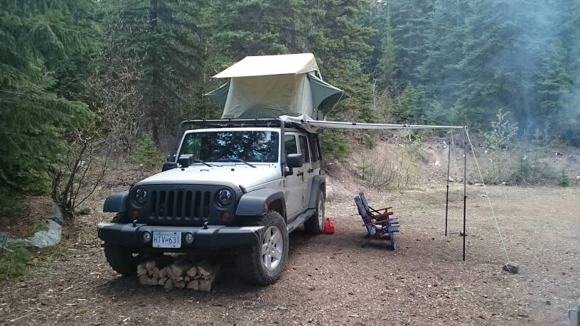 Added quick release hitch pins extruded square aluminum tubing load bars and aluminum angle feet to make the task of mounting the tent a but easier. & Tepui Tent RTT - Page 45 - Expedition Portal