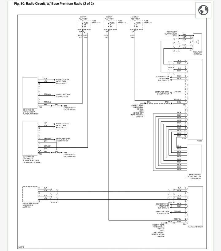 a7a3cbec8b94a254b10a7c489fd4ca67 c6 bose amp pin out diagram audi a6 c6 wiring diagram at bakdesigns.co