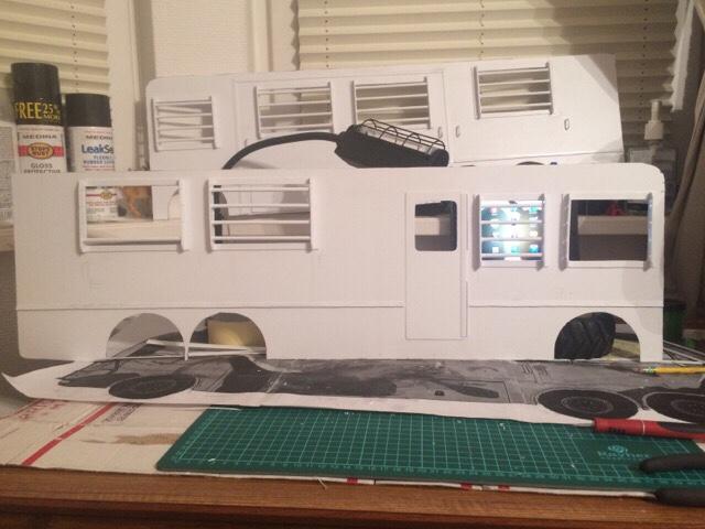Fleetwood RV: Jurassic park mobile lab - Page 2 - RCCrawler