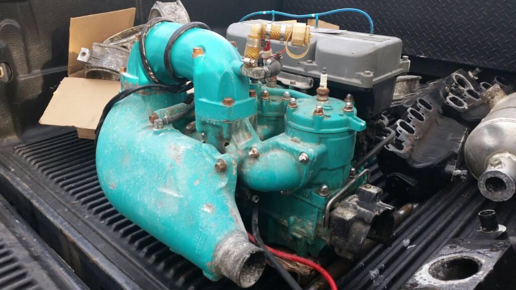 kawasaki 1100 zxi engine | x-h2o
