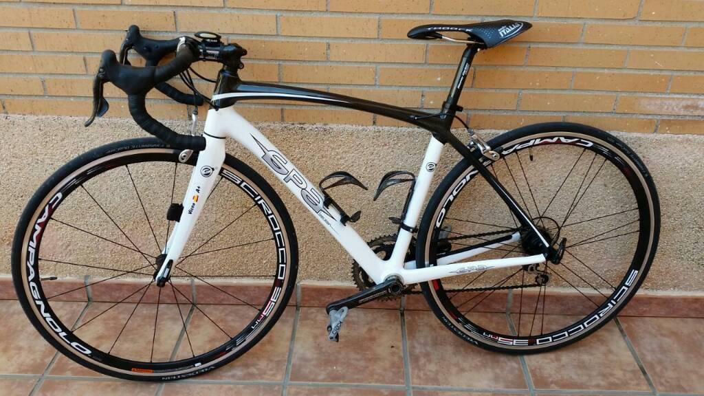 USADO - Bicicleta carretera GPA Carbono | ForoMTB.com