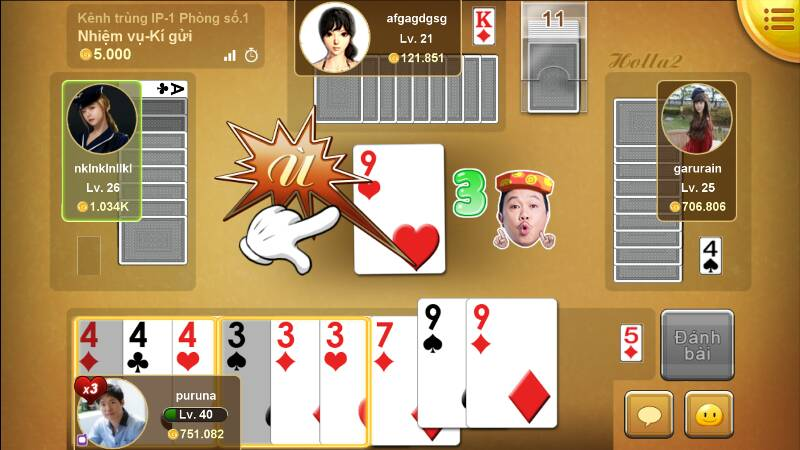 Tổng hợp game chơi bài hay cho android