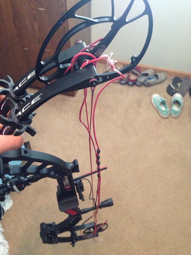 Pse Full Throttle String Break