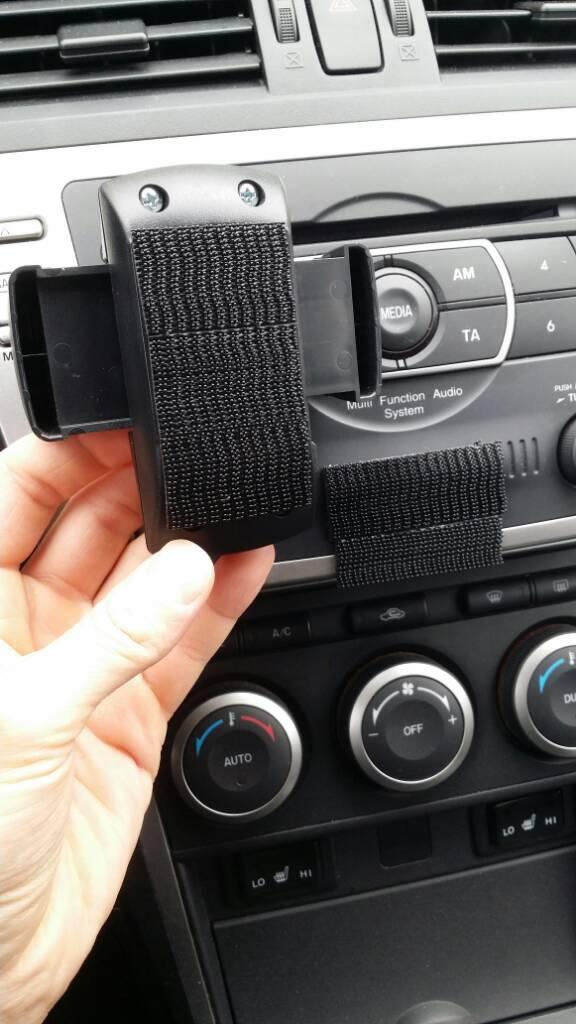 Mazda 6 Forum Uchwyt Do Telefonu Nawigacji Jaki Nawigacje Gh