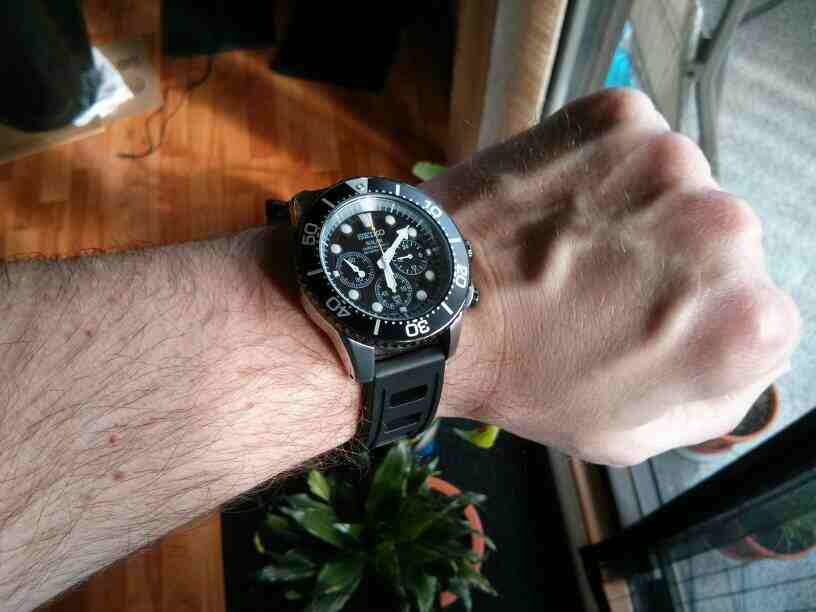 Watch Freeks - After market straps for Seiko Air Diver