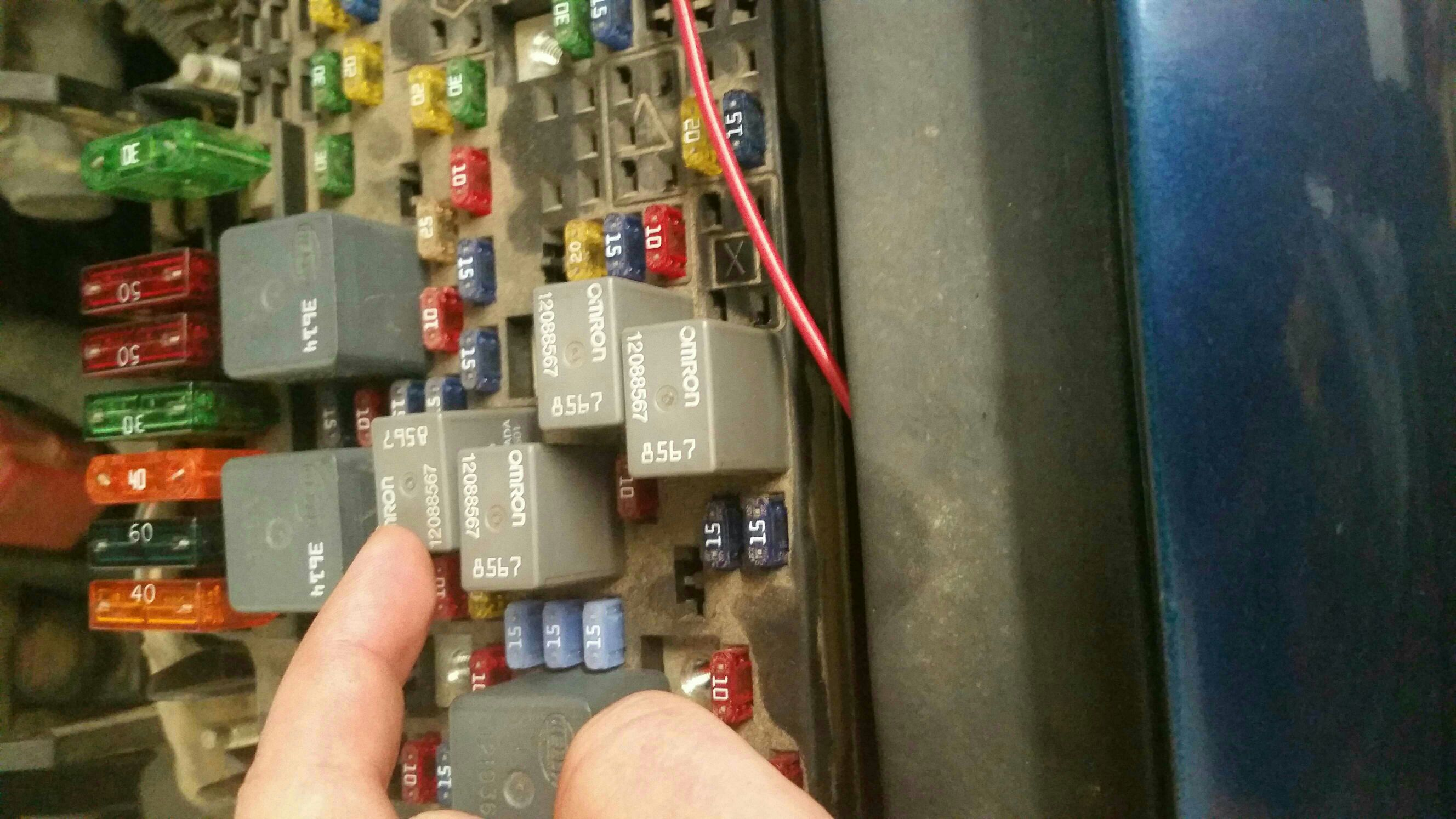 Kill Switch Chevy Truck Car Forum Gmc Help Wanted And Ignition Wiring Img