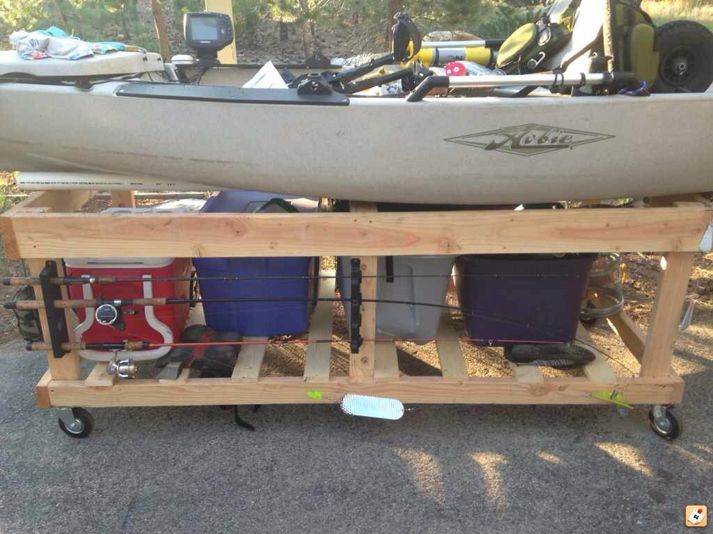 Hobie Forums View Topic Pro Angler Storage Question