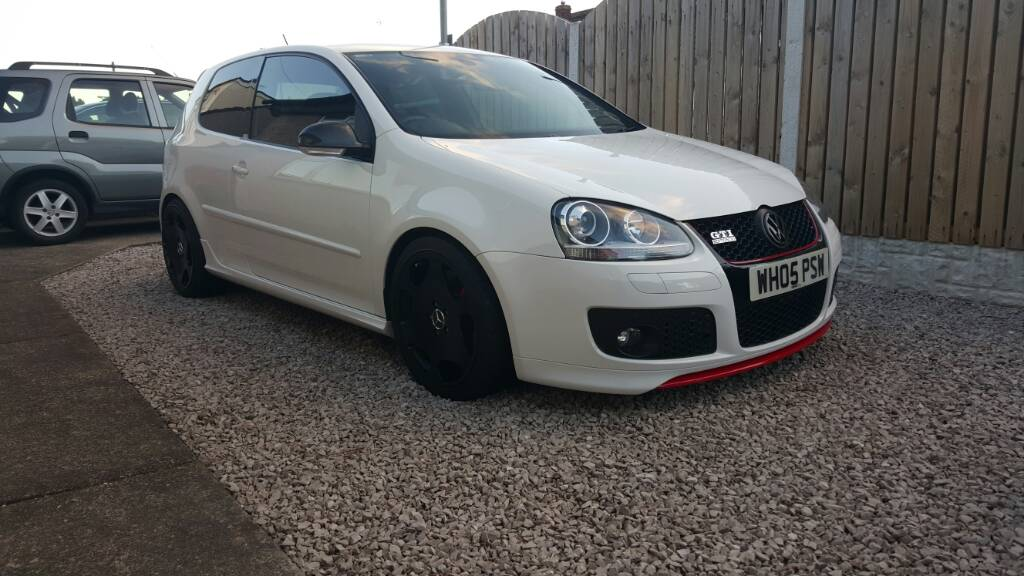 My Candy White Golf Gti Edition 30 Page 1 Members Rides Mk5 Golf Gti