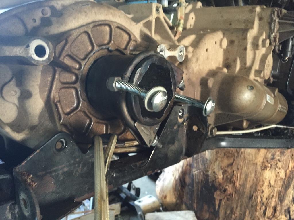 Rear axle cup stuck in tranny - Polaris ATV Forum