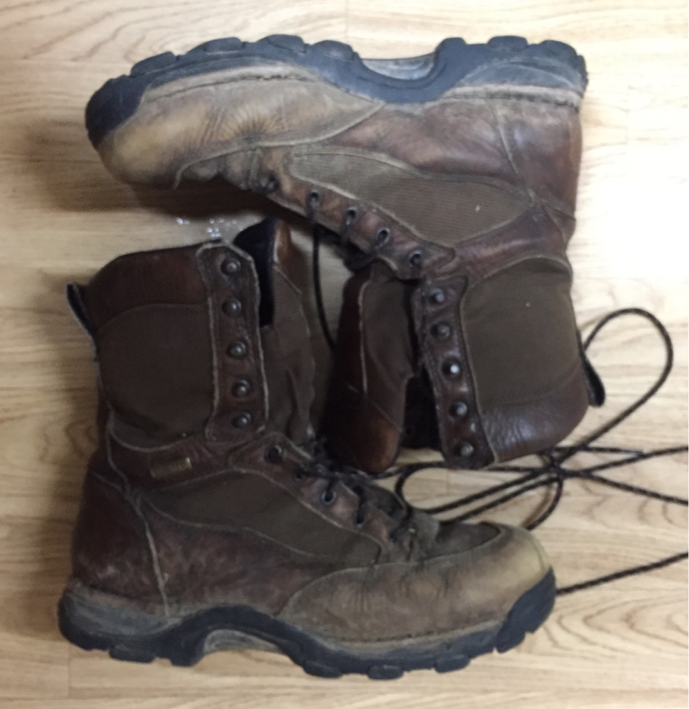 For Sale Used Danner Boots, (10.5 EE) good condition, $50 Each ...