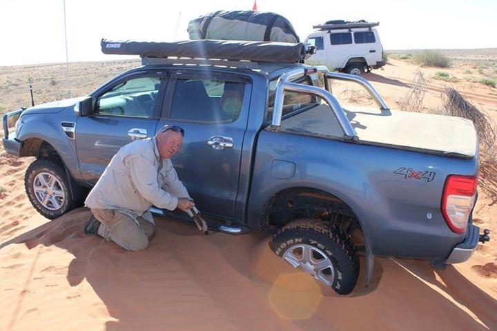 31 inch tires ford ranger