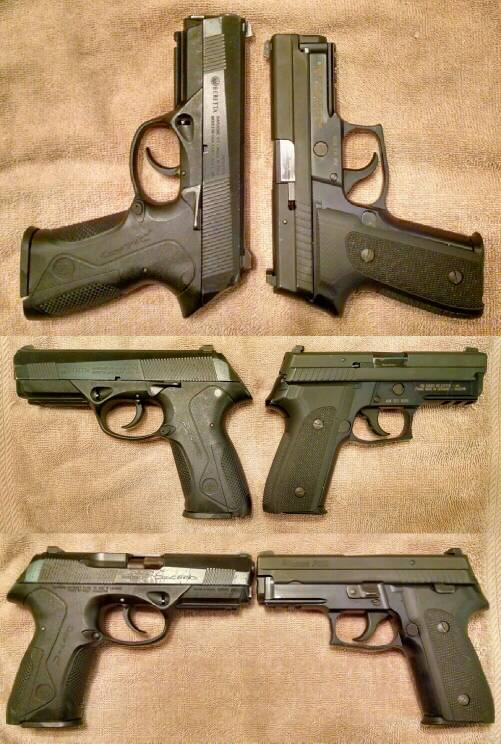 Pistol Comparisons (pic heavy) [Archive] - The Firing Line