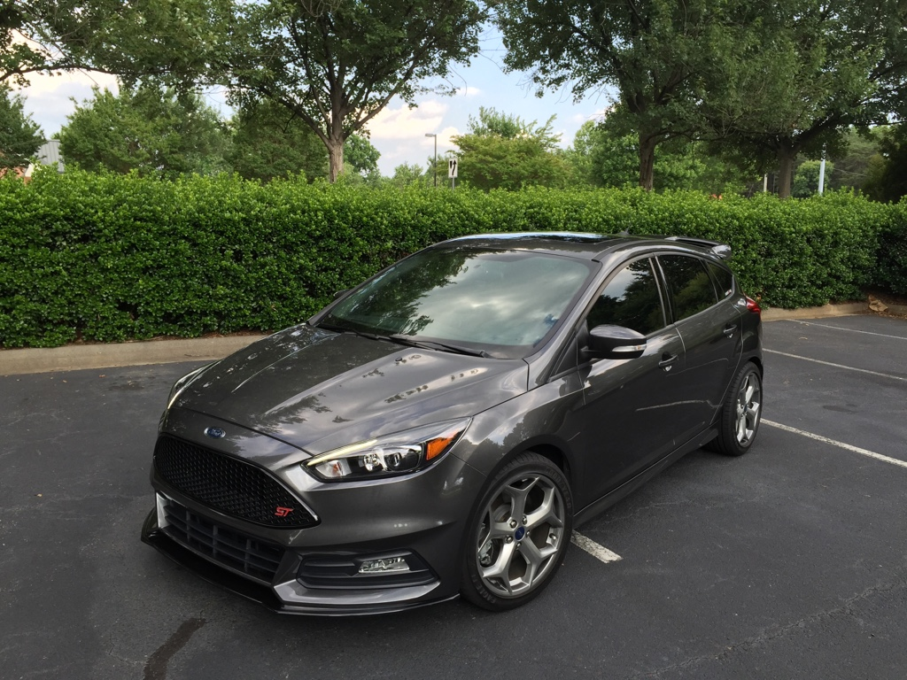 the official magnetic metallic mm st thread - 2015 Ford Focus St Magnetic Metallic