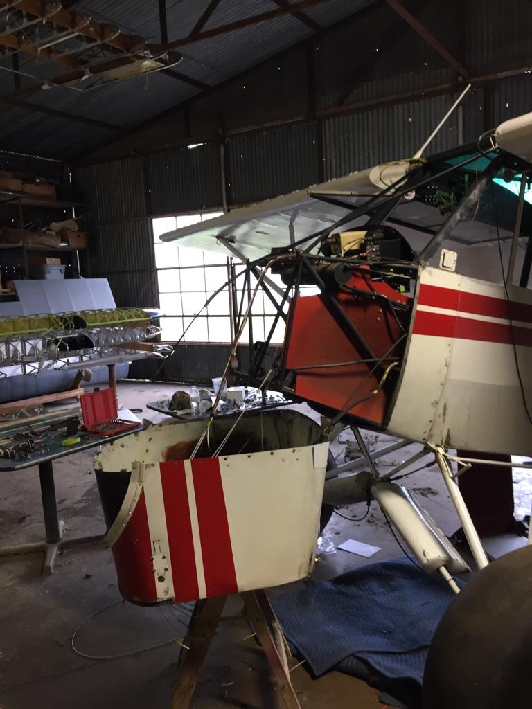 Tom's Supercub Restoration - Backcountry Pilot