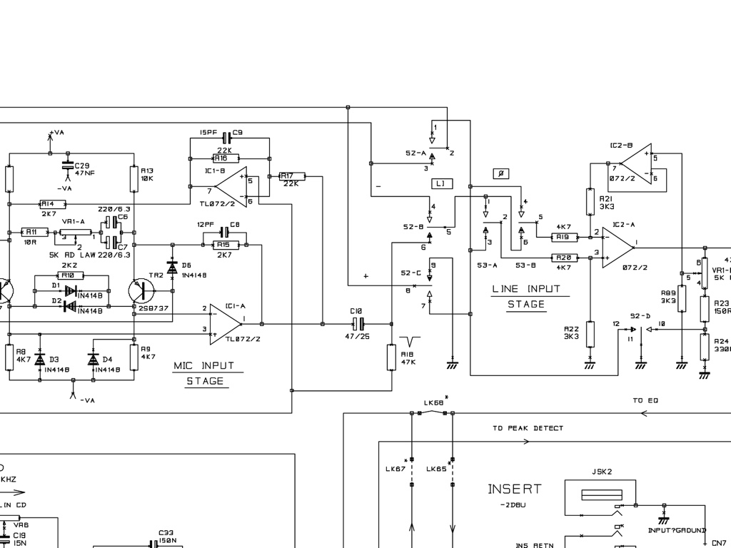 TL072 Upgrade - diyAudio