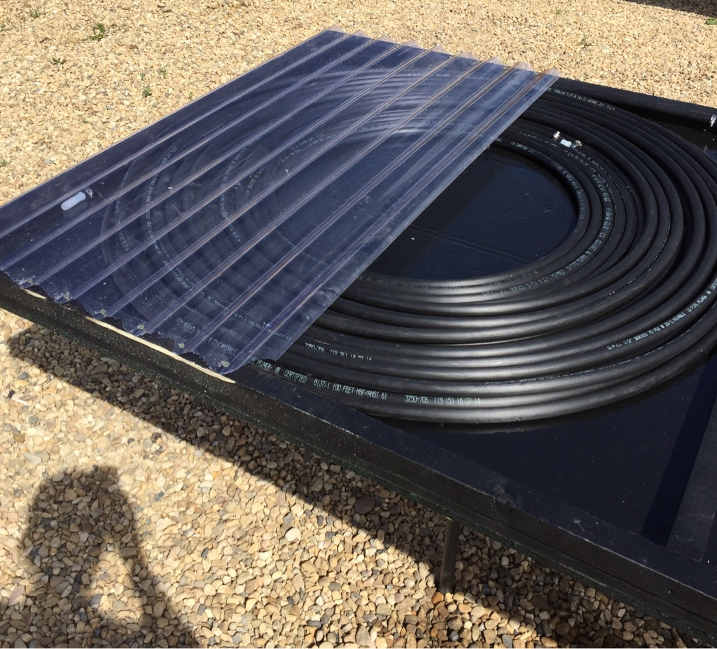 DIY Solar Heater | Trouble Free Pool