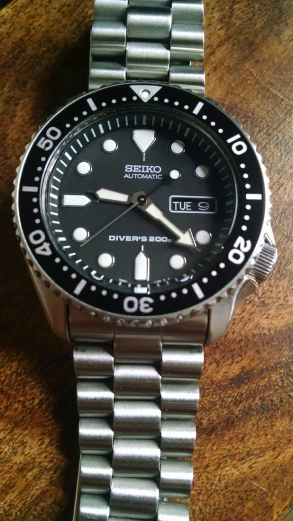 Decisions  SKX007 or SKX171 w/ Bezel Swap   Worth the extra