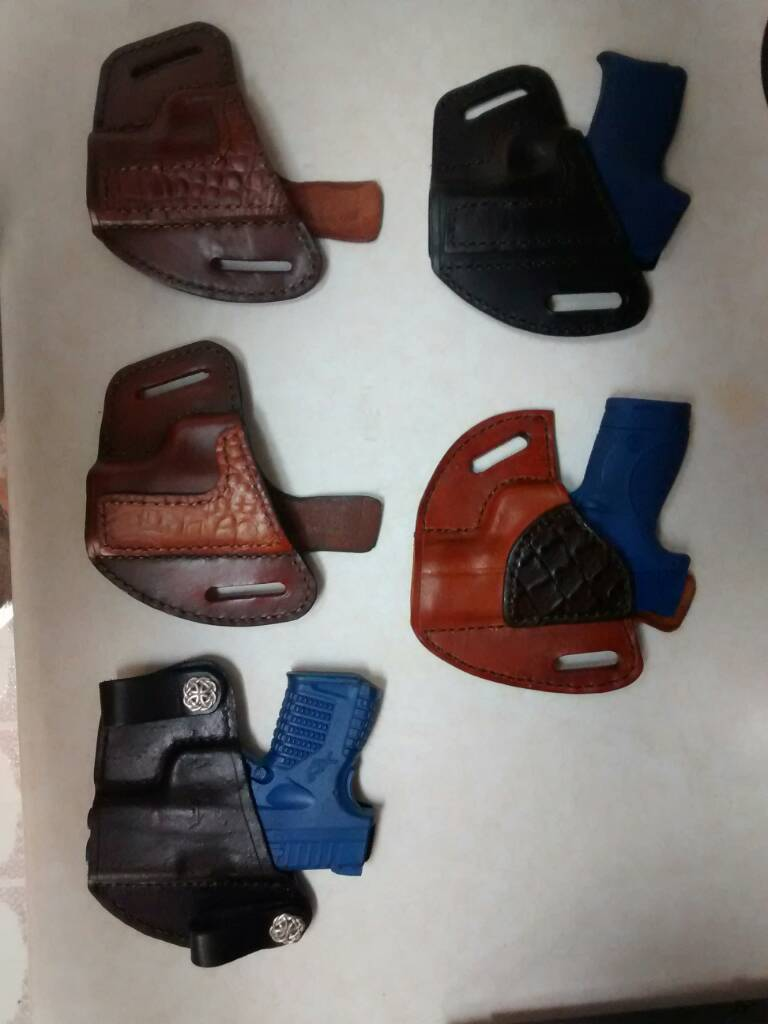 Left Handed Holster for Keltec PF9 | OpenCarry org - A Right