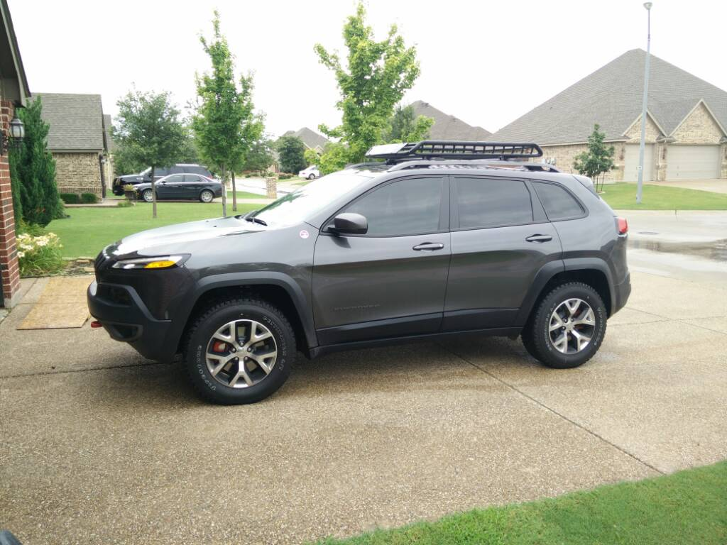Roof Rack Not Thule Page 21 2014 Jeep Cherokee Forums