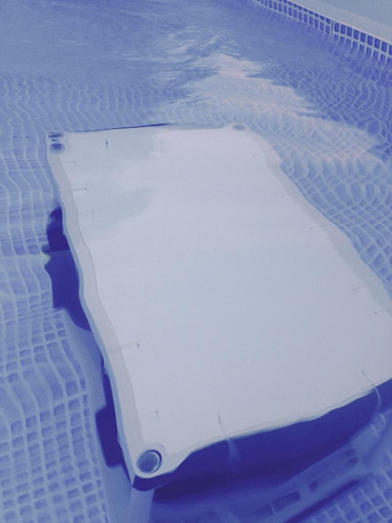 Platform for kids?? | Trouble Free Pool