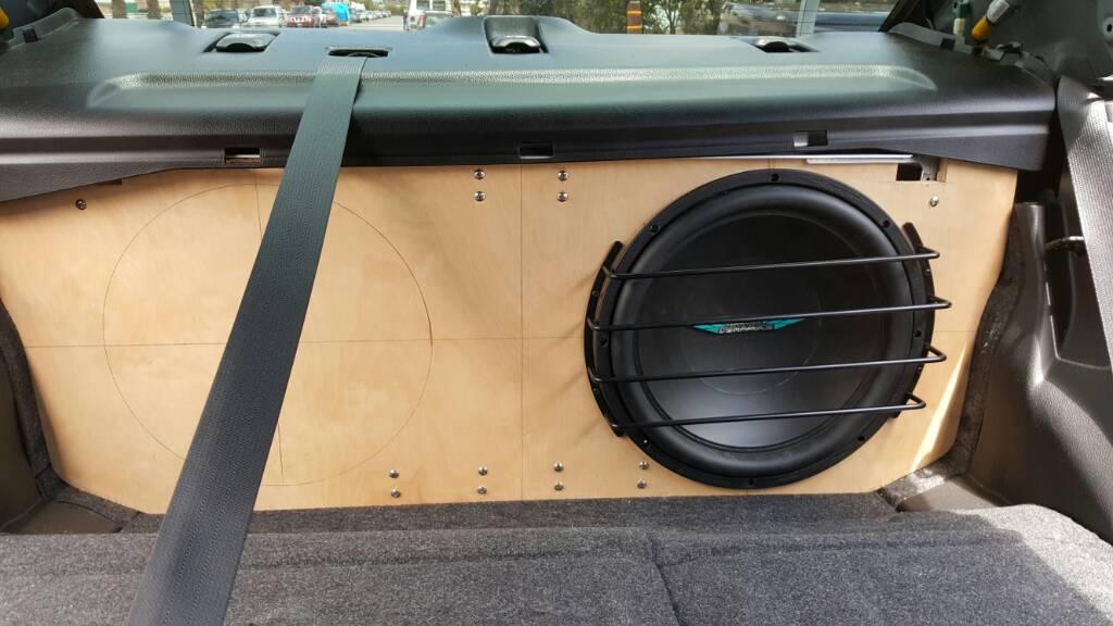 Let's see those IB installs! - Car Audio | DiyMobileAudio com | Car