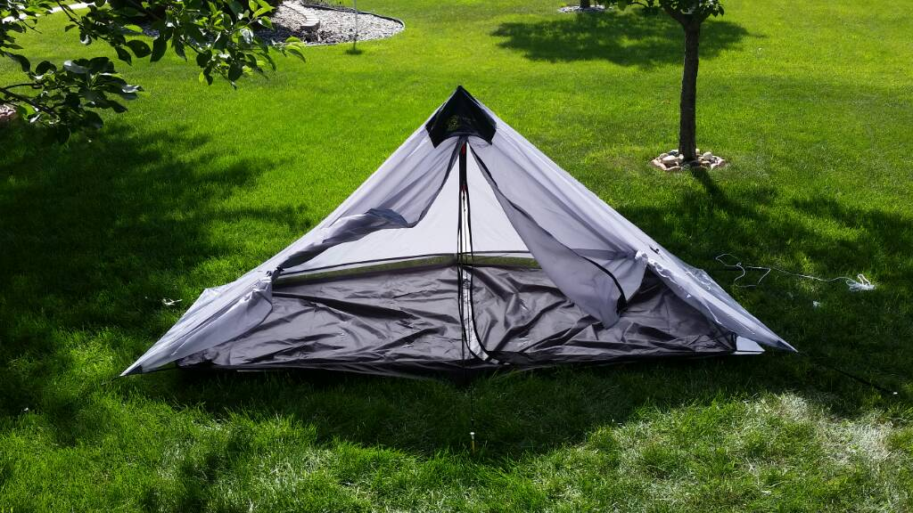 Some pics as promised. & Decisions: Tarptent Protrail vs Six Moon Lunar Solo LE?