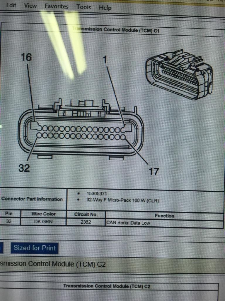 Lb7 Ecm Wiring Diagram Detailed Diagrams Ca18det Tcm Explained Injector