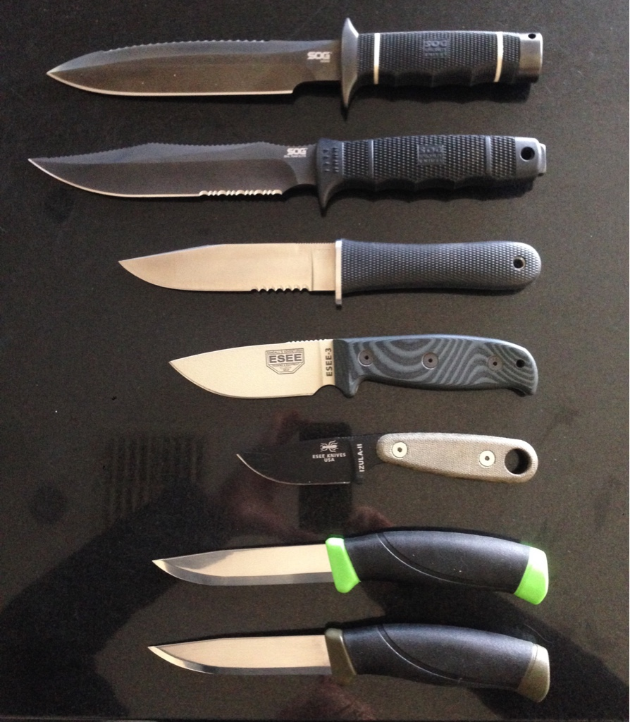 Show your fixed blades!! | Page 38 | EDCForums