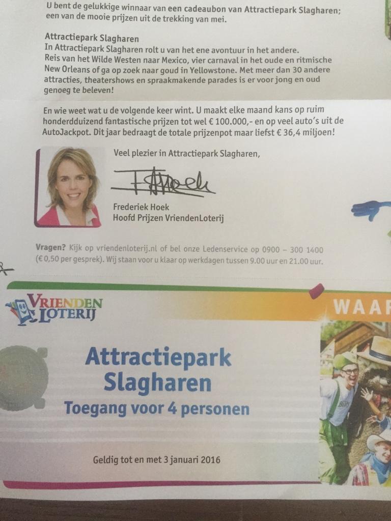 trekking maart postcodeloterij 2017