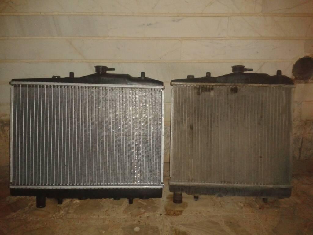 قیمت رادیاتور تیبایی