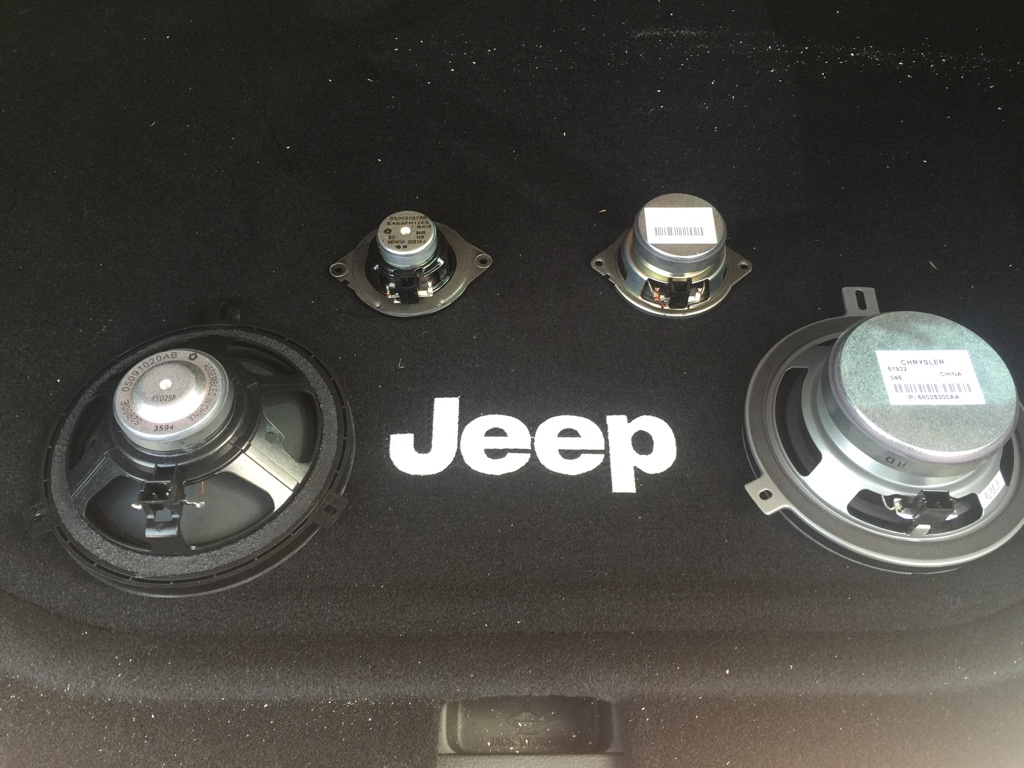 ce0c3bec0a49d4e6a990ec224d662741 plug and play 2015 speaker upgrades jeep wrangler forum  at gsmportal.co