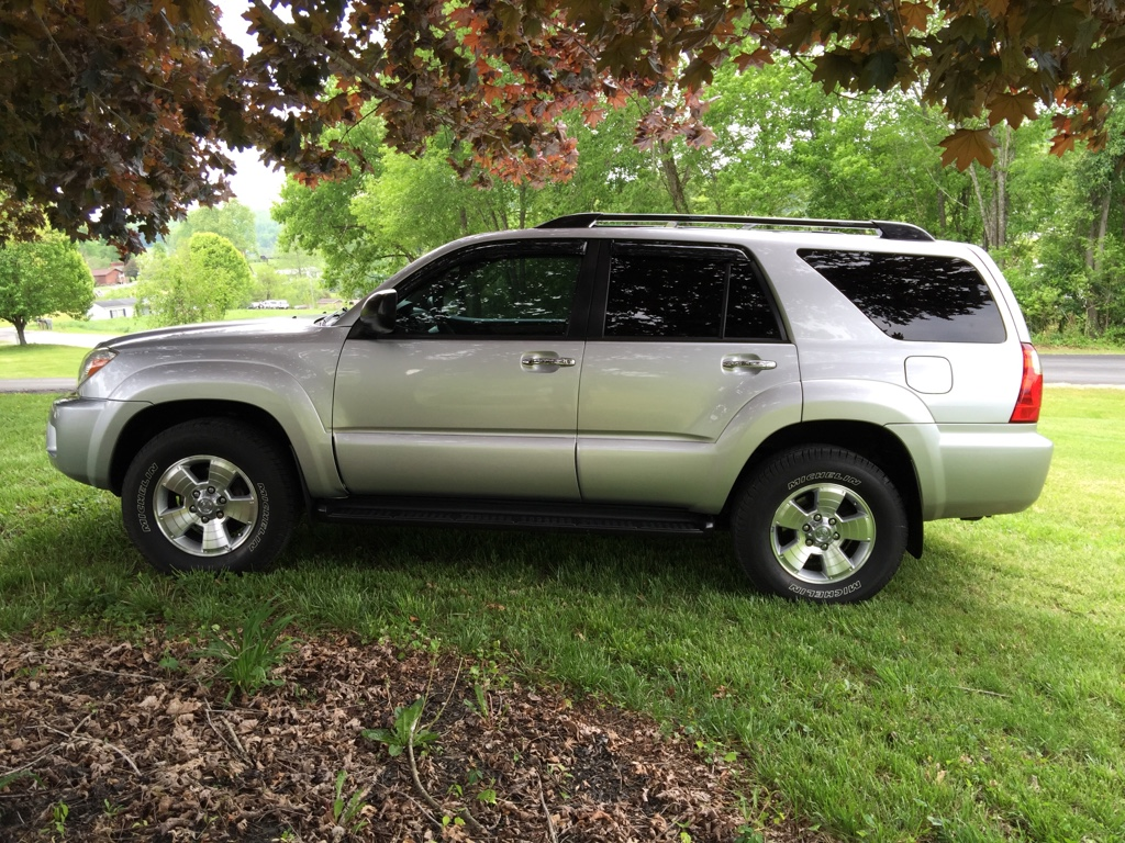 Color-Matched? - Toyota 4Runner Forum - Largest 4Runner Forum