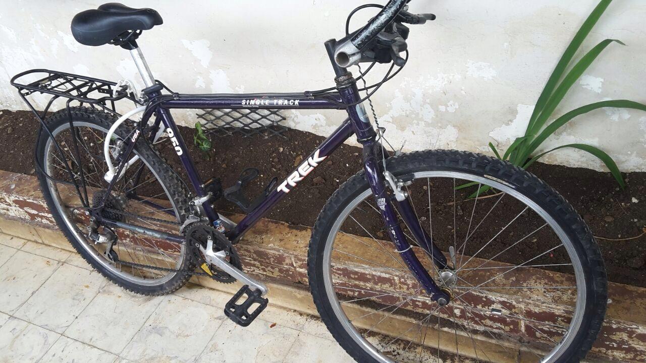 Trek 950 singletrack la conocen? « Foro de cicloturismo y viajes en ...