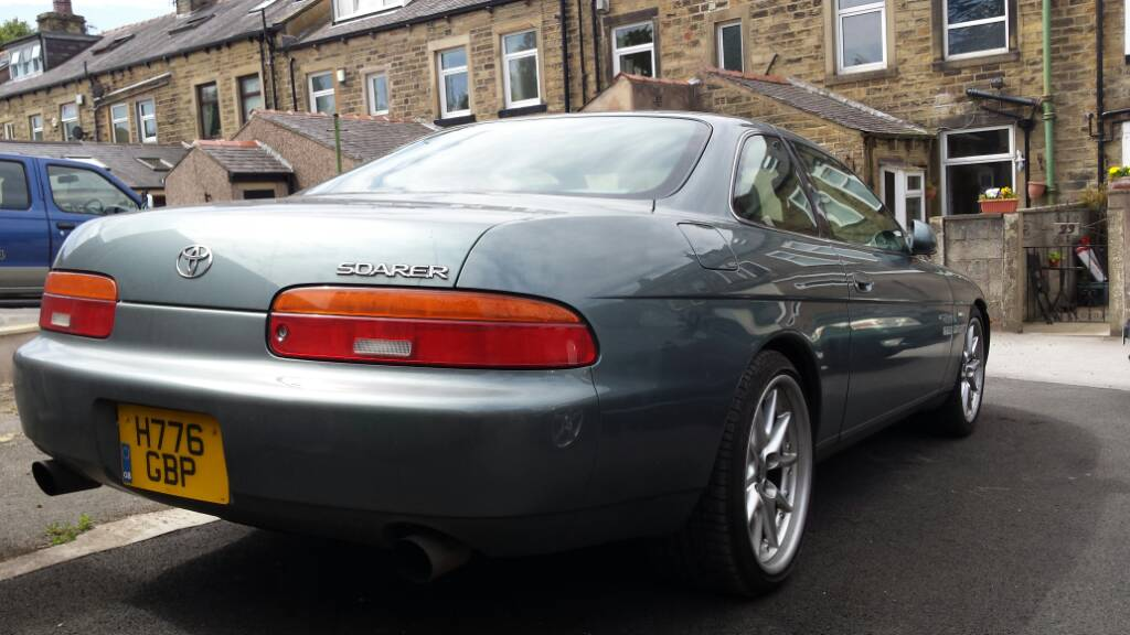 Soarer v8 with rare rush headers and ss exhaust, lancs | Driftworks