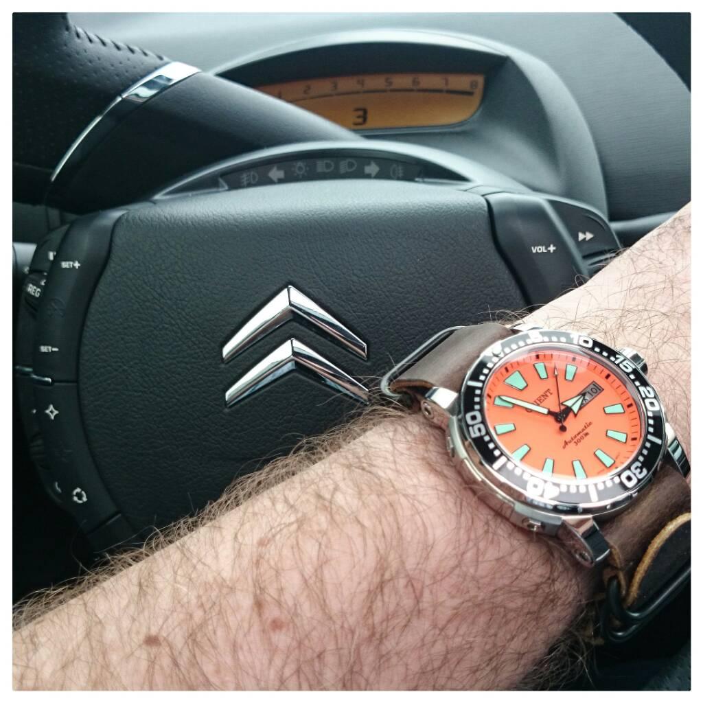 c55118ab967  Americanas  Relógio Orient Scuba Diver Automático