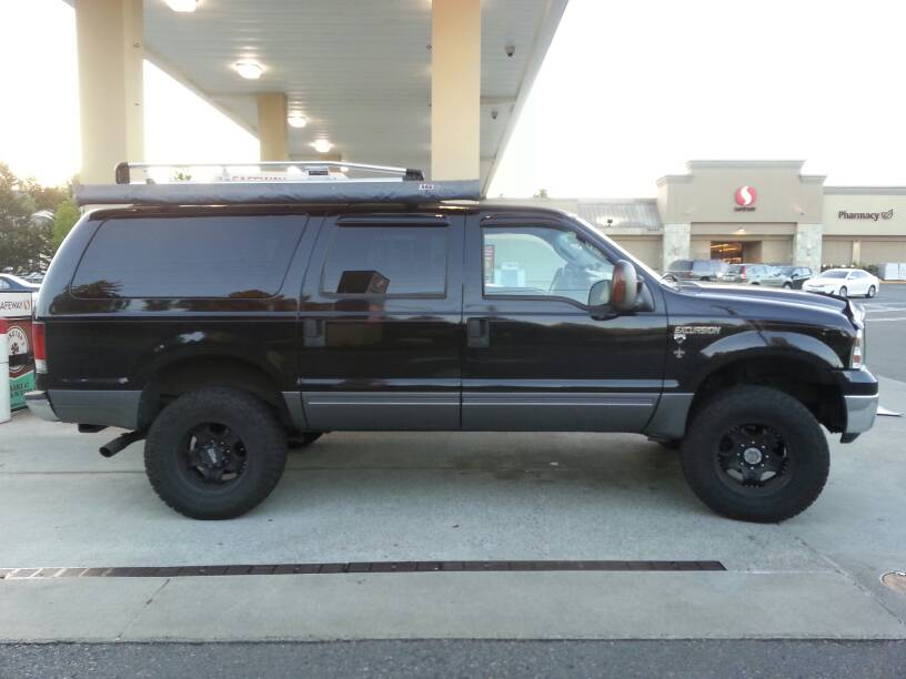 2005 Ford Excursion Xlt Expedition Portal