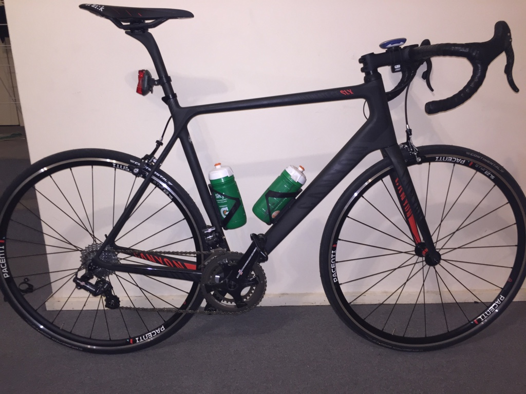 Canyon Ultimate Cf Slx 9 0 Sizing Question Weight Weenies