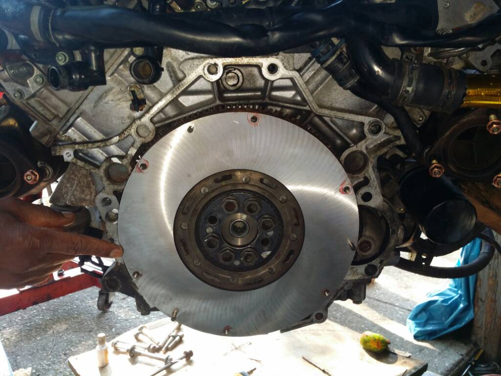 v8 models what flywheel and clutch combo are you running rh audizine com Audi R8 Audi A8