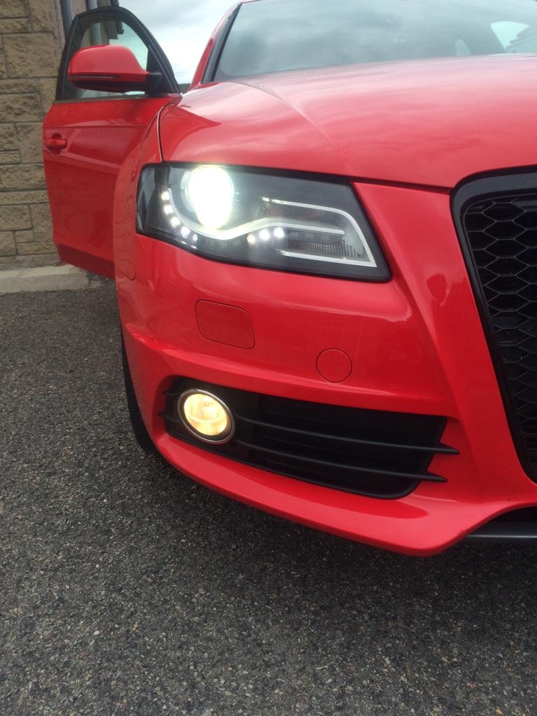 Audi A4 B8 Fog Light Bulb Replacement Guide Audi Sportnet
