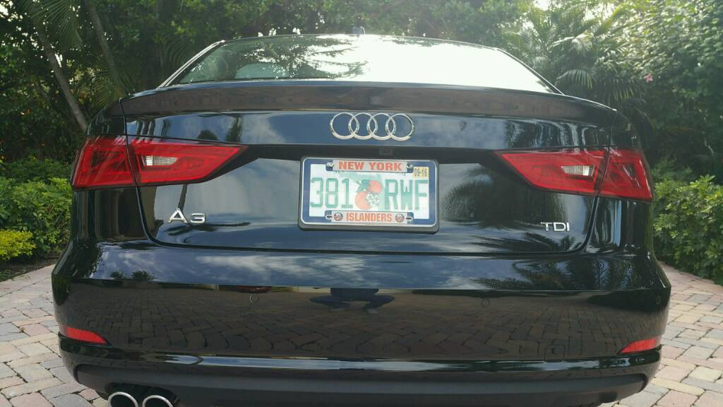Audi Plate Frame >> Fourtitude Com Post Your License Plate Frame