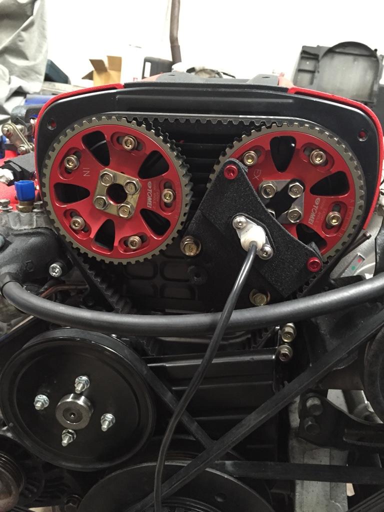 CAS kit and trigger wheel - GT-R Register - Nissan Skyline